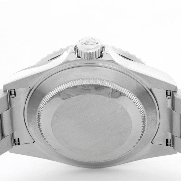Rolex Kermit Submariner Men's Stainless Steel Watch 16610 For Sale 1