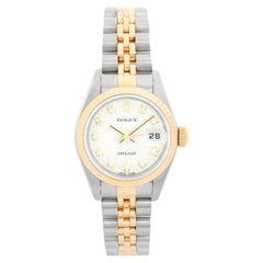 Rolex Ladies Datejust 2-Tone Steel and Gold Watch 79173