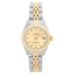 Rolex Ladies Datejust 2-Tone Watch 69173