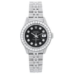 Rolex Ladies Oyster Perpetual Date Watch 69240