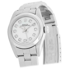 Rolex Ladies Oyster Perpetual 'No-Date' Watch 76080