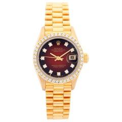 Rolex Ladies President, Model 69138