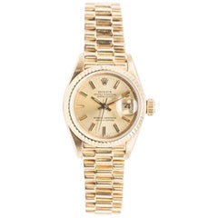 Rolex Lady-Datejust 69173 Gold