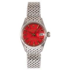 "Rolex Lady Datejust Ref. #6517 with Original ""Stella"" Dial"