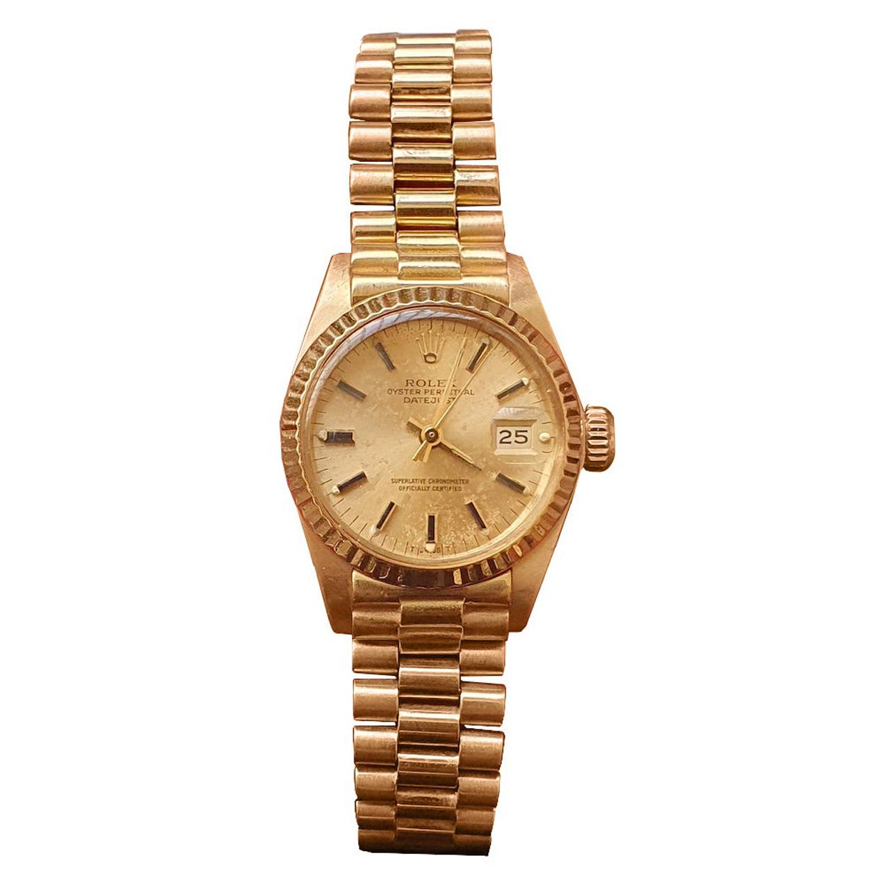 Rolex Lady Oyster Perpetual Datejust