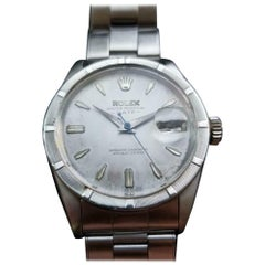 Rolex Men's Oyster Perpetual Date 1501 Automatic c.1960 Swiss All Original LV982
