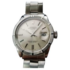 Rolex Men's Oyster Perpetual Date 1501 Automatic c.1973 Swiss All Original LV909