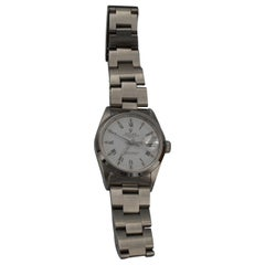 Rolex Men's Oyster Perpetual Date 15200 Stainless Steel Watch