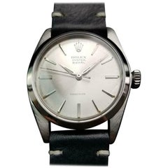 Rolex Men's 6426 Oyster Royal Precision Hand-Wind, circa 1963 Swiss MA147BLK