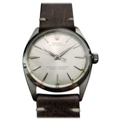 Rolex Men's Vintage Oyster Perpetual Ref.1002 Automatic, c.1963 Swiss LV915BRN