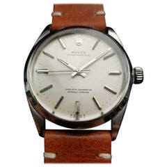 Rolex Men's Vintage Ref.1002 Oyster Perpetual Automatic, c.1960s Swiss LV916TAN