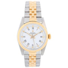 Rolex Midsize Steel and Gold 2-Tone Oyster Perpetual 67513