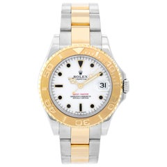 Rolex Midsize Yacht-Master Steel and Gold Men's or Ladies Watch 168623