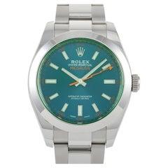 Rolex Milgauss Watch 116400GV-0002