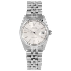 Rolex Missing 6824; White Dial, Certified and Warranty
