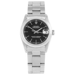 Rolex Missing 68240, Silver Dial, Certified and Warranty