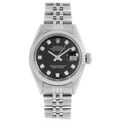 Rolex Missing 6917, White Dial, Certified and Warranty
