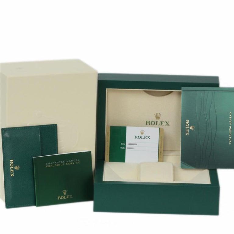 Rolex New GMT-Master II 116710BLNR Steel Batman Box/Paper/Warranty 'Unworn' For Sale 1
