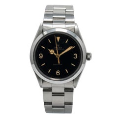 Rolex Oyster Perpetual 1002, Certified and Warranty