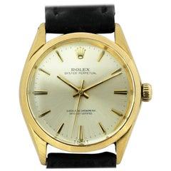 Rolex, Oyster Perpetual, 1002, Men, 1970s