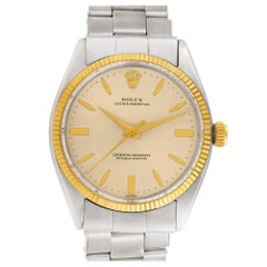 Rolex Oyster Perpetual 1005; Certified and Warranty