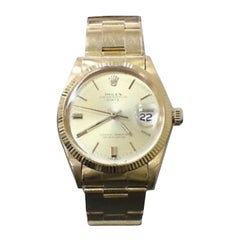Rolex Oyster Perpetual 1008, Certified and Warranty