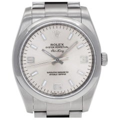 Rolex Oyster Perpetual 114200, Certified and Warranty