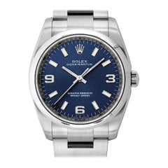 Rolex Oyster Perpetual 114200, Case, Certified and Warranty