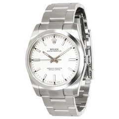 Rolex Oyster Perpetual 114200 Men's Watch in Stainless Steel