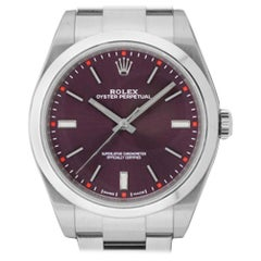 Rolex Oyster Perpetual 114300, Case, Certified and Warranty