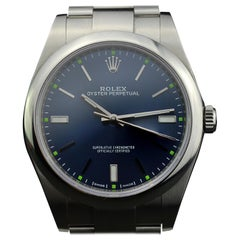Rolex, Oyster Perpetual, 114300, Men, 2019