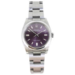 Rolex Oyster Perpetual 116000 Stainless Steel Automatic Watch