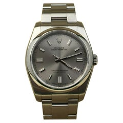 Rolex Oyster Perpetual 116000 Stainless Steel Box Papers Stickers