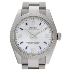 Rolex Oyster Perpetual 177234 Stainless Steel Auto Watch