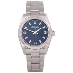 Rolex Oyster Perpetual 31 67480 Ladies Stainless Steel Watch
