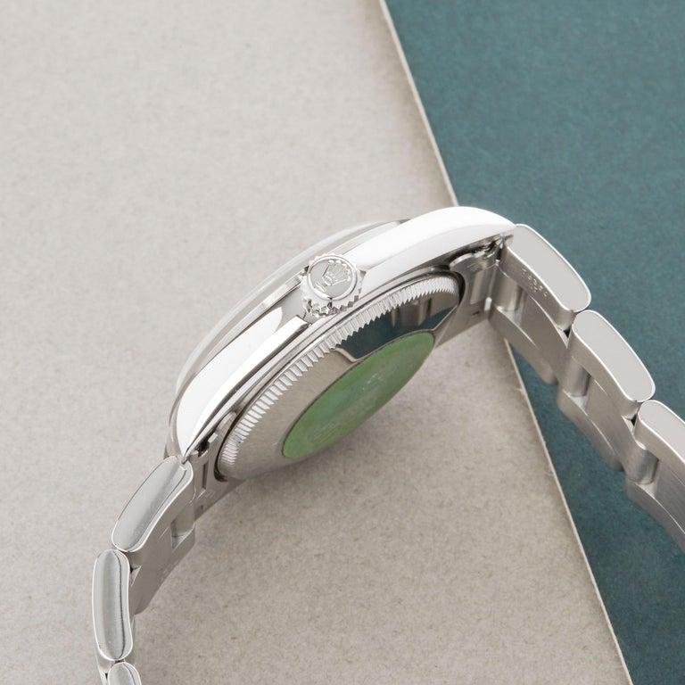 Rolex Oyster Perpetual 31 77080 Ladies Stainless Steel 0 Watch In Excellent Condition In Bishops Stortford, Hertfordshire