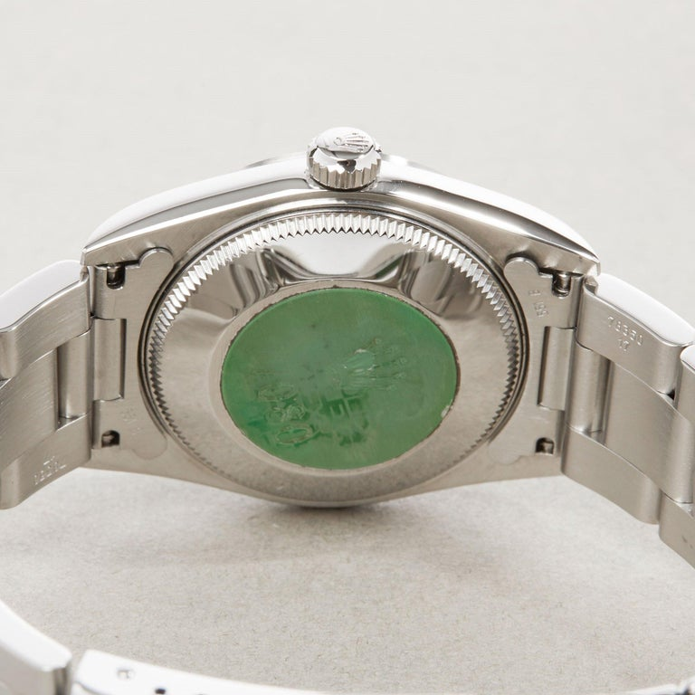 Rolex Oyster Perpetual 31 77080 Ladies Stainless Steel 0 Watch 2