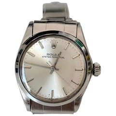 ROLEX Oyster Perpetual 31 Watch ref 7205