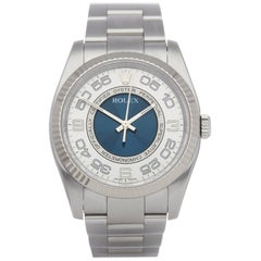 Rolex Oyster Perpetual 36 116034 Unisex Stainless Steel Watch