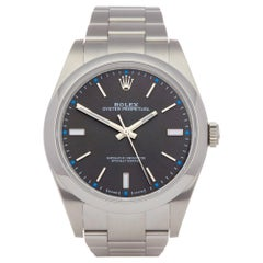 Rolex Oyster Perpetual 39 114300 Men's Stainless Steel Watch