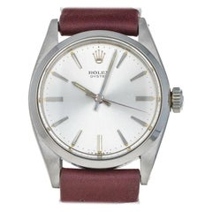 Rolex Oyster Perpetual 6426, Case, Certified and Warranty