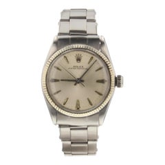 Rolex Oyster Perpetual 6551, Case, Certified and Warranty
