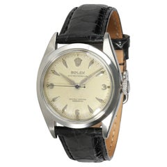 Rolex Oyster Perpetual 6580 Men's Watch in Stainless Steel