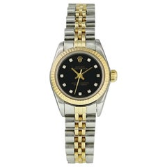 Rolex Oyster Perpetual 67193 Ladies Watch