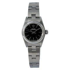 Rolex Oyster Perpetual 76080, Certified and Warranty
