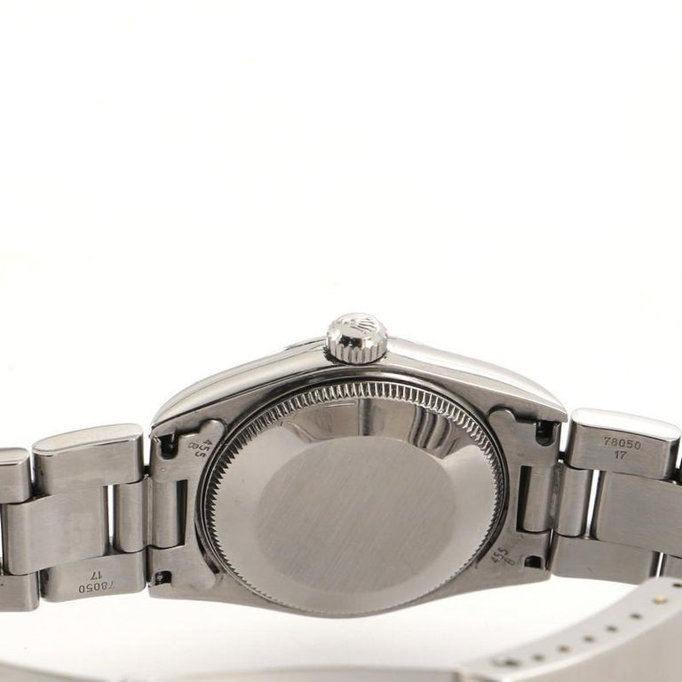 Rolex Oyster Perpetual Automatic Watch Stainless Steel 31 For Sale 1