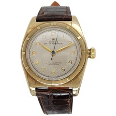 Rolex Oyster Perpetual Bubble Back Reference 5011, Automatic