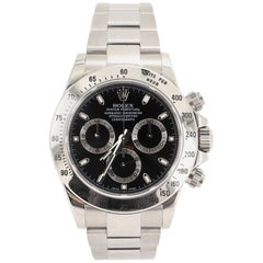 Rolex Oyster Perpetual Cosmograph Daytona Automatic Watch Stainless