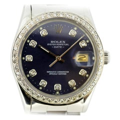 Rolex, Oyster Perpetual Date, 15010, Men's, 1970s