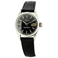 Rolex, Oyster Perpetual Date, 6516, Women, 1970-1979